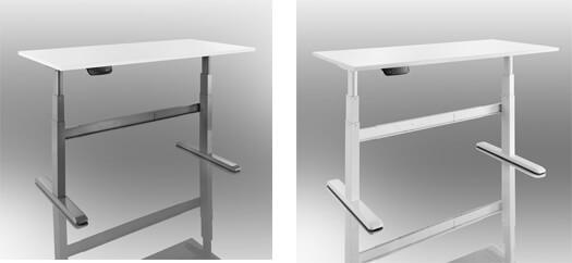 Elektriskt höjdjusterbara bord