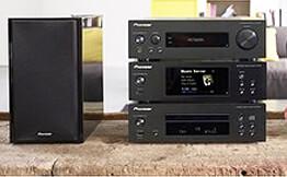 Hi-Fi stereoanläggningar