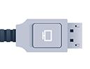 DisplayPort kablar