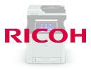 Ricoh-skrivare