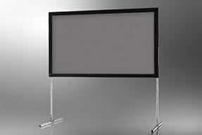 celexon Faltrahmen Leinwand Mobil Expert 406 x 254 cm, Rückprojektion