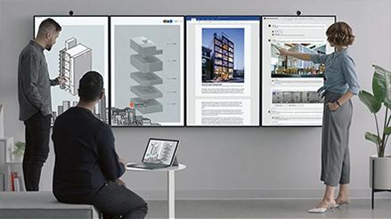 Microsoft Surface Hub2 - Speciellt framtaget för ert team