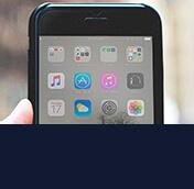 Projektionsappar för iPhone och iPad