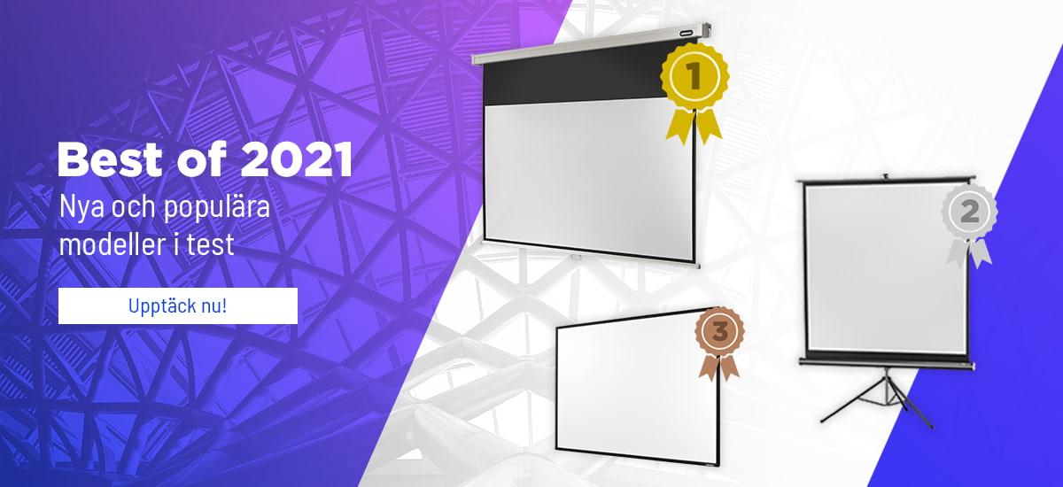 De bästa projektordukarna 2021