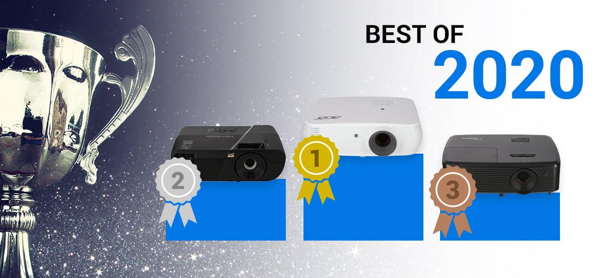 De bästa projektorerna 2020 - De bästa projektorerna just nu